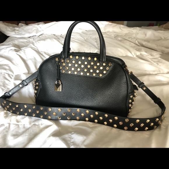 c4e28d59f6aea3 Michael Kors Bags | Austin Studded Bag | Poshmark